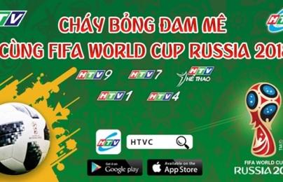 Bí quyết xem World Cup miễn phí trên smartphone