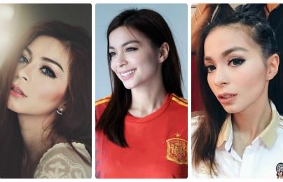 Sandra Olga - Nữ phóng viên đẹp như thiên thần tại World Cup 2018