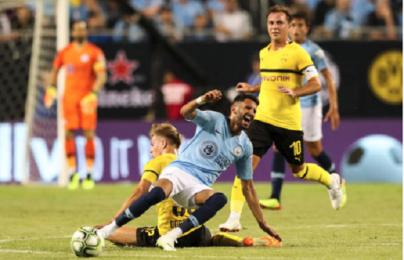 TRỰC TIẾP Man City 0-1 Dortmund: Hoan hô Joe Hart (KẾT THÚC)