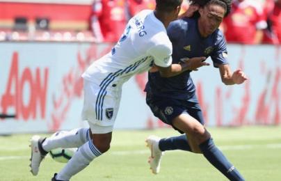 5 điểm nhấn Man United 0-0 San Jose: Đừng