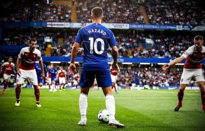 Bản tin BongDa 21/8   Kẹt giữa ngã đường, Hazard quyết ở lại Chelsea