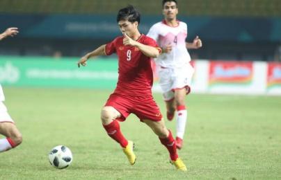 Sút cháy lưới Bahrain, Công Phượng đưa bóng đá Việt Nam