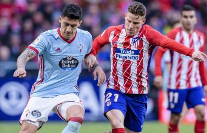 Highlights: Celta Vigo 2-0 Atletico Madrid (Vòng 3 giải VĐQG Tây Ban Nha)