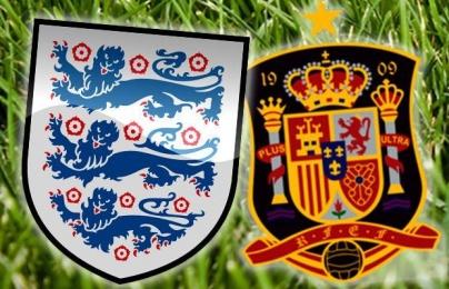 01h45 ngày 09/09, Anh vs Tây Ban Nha: Khẳng định giá trị!