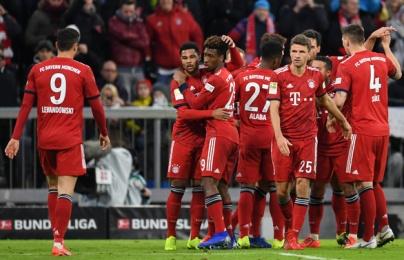 Highlights: Bayern Munich 4-1 Stuttgart (VĐQG Đức)