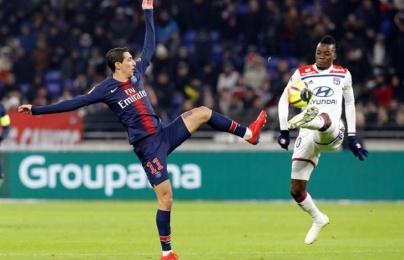 Highlights: Lyon 2-1 PSG (Ligue 1)