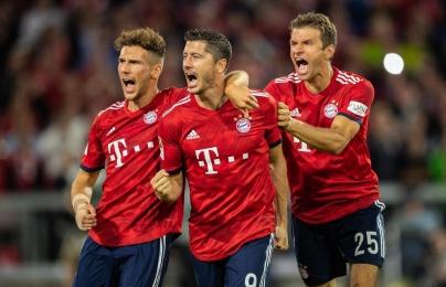 Tứ kết Cúp QG Đức: Bayern Munich chạm trán Heidenheim