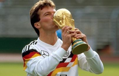 """Lothar Matthaus: """"Tiểu hoàng đế"""" khiến Maradona nể sợ"""