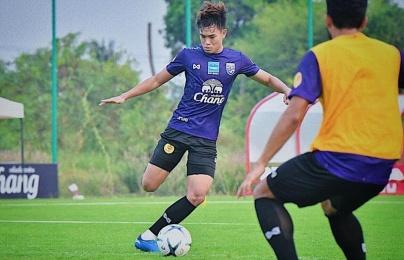 """Sao U23 Thái Lan: """"Việt Nam tiến bộ đấy, nhưng chưa bằng chúng tôi"""""""