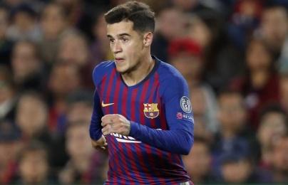 Barca ra quyết định về Coutinho trước trận tái đấu Man Utd