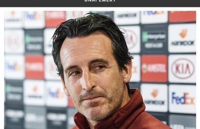 Emery: Ở Arsenal tôi có sự tôn trọng, ở đó thì không