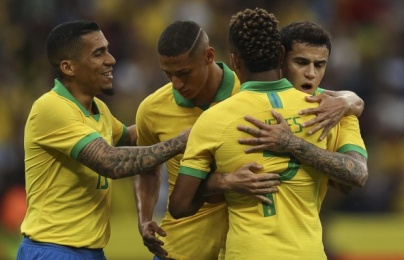 Nhận định Brazil vs Bolivia: Coutinho thay Neymar gồng gánh hàng công