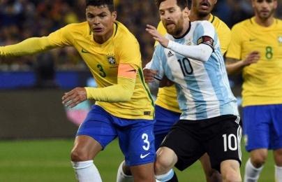"""Sao Brazil: """"Đối đầu với Messi là một đặc ân"""""""