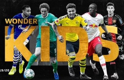 """Những """"wonderkid"""" sẽ khiến Bundesliga 2019/2020 dậy sóng (P3)"""