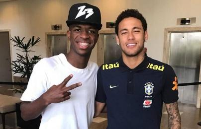 """Sao Real Madrid: """"Tôi sẽ chơi cùng Neymar vào thứ 6"""""""
