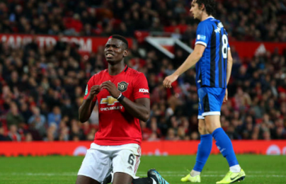 5 điểm nhấn Man Utd 1-1 (5-3) Rochdale: Pogba có thật sự tệ?; Thêm một thương binh