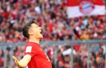 Từ giờ, hãy gọi số 9 của Bayern Munich là Lewangoalski