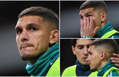 Đồng đội bật khóc khi Granit Xhaka bị miệt thị