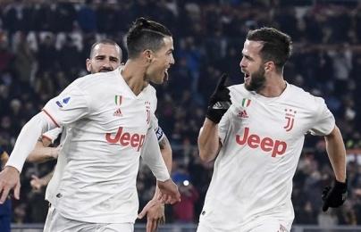 Juventus đấu AS Roma, Sarri tiết lộ tình hình của Ronaldo
