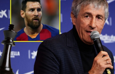"""HLV Barca: """"Tôi không phải là cha các cầu thủ để làm điều đó"""""""