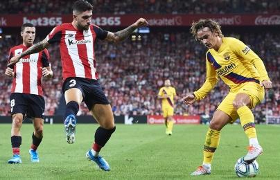 CHÍNH THỨC: Trận đấu quan trọng bậc nhất Tây Ban Nha bị hoãn do virus corona