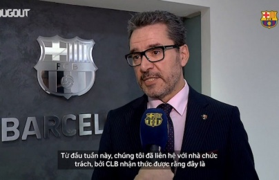 Covid-19 ảnh hưởng Barcelona ra sao?