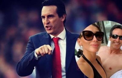 Bị Arsenal sa thải, Unai Emery đổ lỗi cho bạn gái
