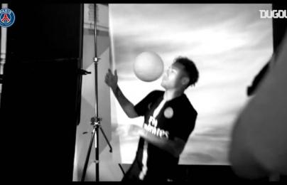 Neymar nói về Michael Jordan