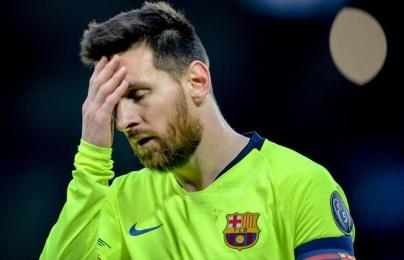 Ngày Messi bị thiêu rụi bởi ngọn lửa của Liverpool