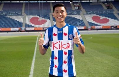 """CB Hà Nội gửi """"tối hậu thư"""" đến SC Heerenveen về tương lai Đoàn Văn Hậu"""