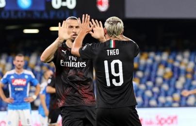 """Ibrahimovic cạn lời với 2 sai lầm của """"tiểu Buffon"""""""