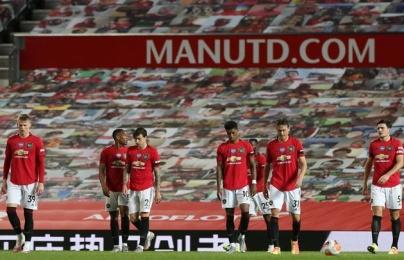 Man Utd bỏ lỡ cơ hội