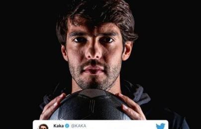 Kaka trở thành