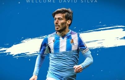 CHÍNH THỨC! Rời Man City, David Silva có bến đỗ mới