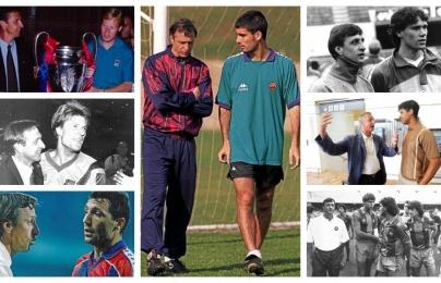 Pep Guardiola, Van Basten và 10 người học trò