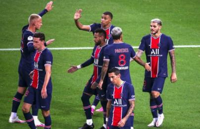 """""""Sát thủ"""" Argentina lập cú đúp, PSG thắng dễ đội đứng áp chót BXH"""