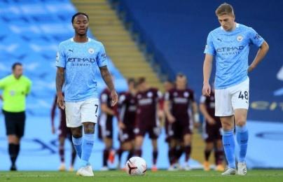 """Tan hoang trước Leicester, Pep cần """"quái thú"""" 65 triệu cho Man City"""