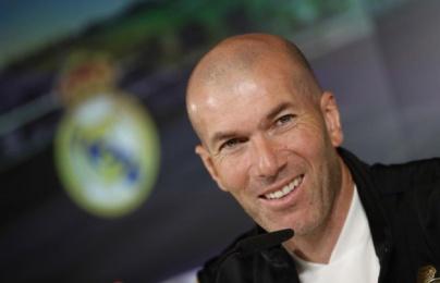 """Vắng Kroos, Zidane vẫn nhận tin vui từ """"khẩu đại pháo"""" của Real"""