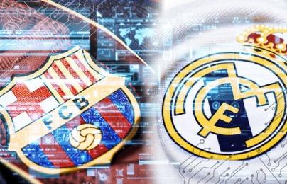 TRỰC TIẾP Barcelona vs Real Madrid: Màn đại chiến tại Camp Nou