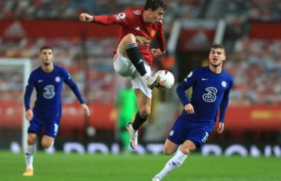 TRỰC TIẾP Man United 0-0 Chelsea: Màu xanh lấn áp (H1)