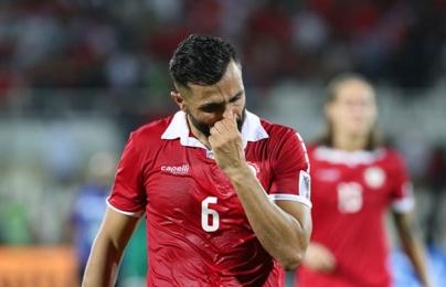 Cầu thủ Lebanon:
