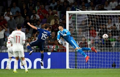 Thủ môn Iran: 'Thật xấu hổ với bàn thua đầu tiên trước Nhật Bản