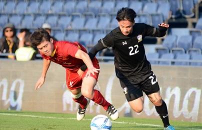 U23 Thái Lan có nguy cơ mất chân sút chủ lực trong trận đấu với Việt Nam