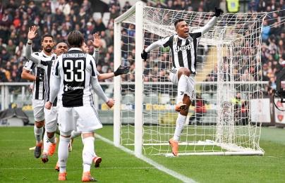 """Đả bại Torino, Juventus khiến cả Serie A khiếp sợ với chiến thuật """"ru ngủ"""""""