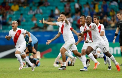 """Brazil cẩn thận! Peru đang tái hiện """"truyện cổ tích"""" như Bồ Đào Nha 2016"""