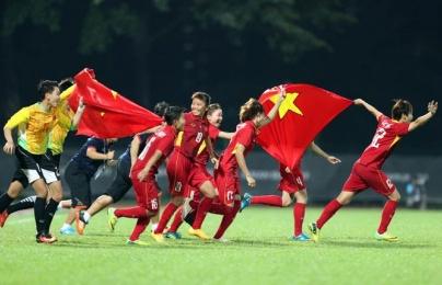 Xin cảm ơn, các cô gái vàng Việt nam!