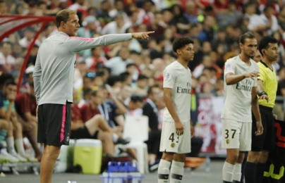 HLV PSG đem tin không vui đến cho Real Madrid