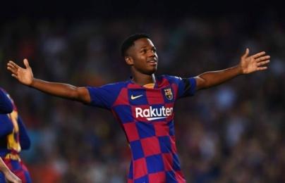 """Dính chấn thương kinh hoàng, thần đồng Barca """"vỡ mộng"""" World Cup"""