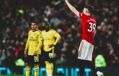 Tháng Chín thất vọng, Man Utd thông báo 3 cầu thủ xuất sắc nhất