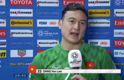 Người hùng Đặng Văn Lâm chuẩn bị gì trước loạt sút penalty?